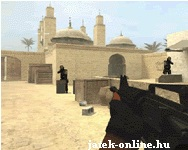 Counter Strike Source online j�t�k
