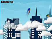 Sonic on clouds PC j�t�kok j�t�kok