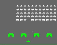 Space Invaders j�t�k