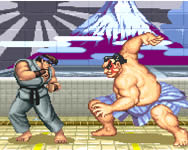 Street Fighter 2 online j�t�k